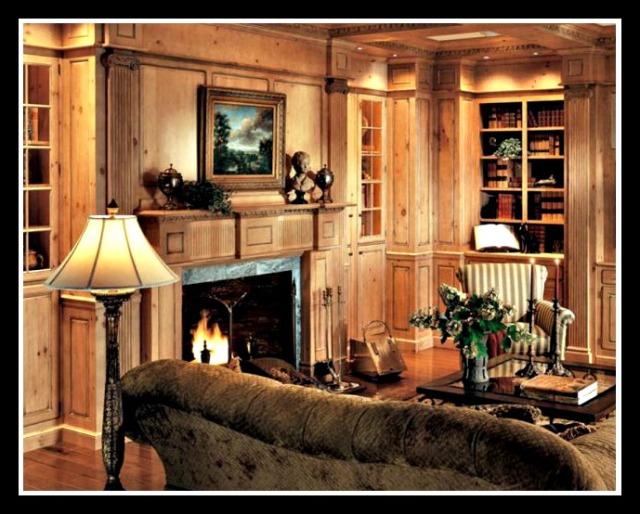 Photo credit: WoodMode Fine Custom Cabinetry