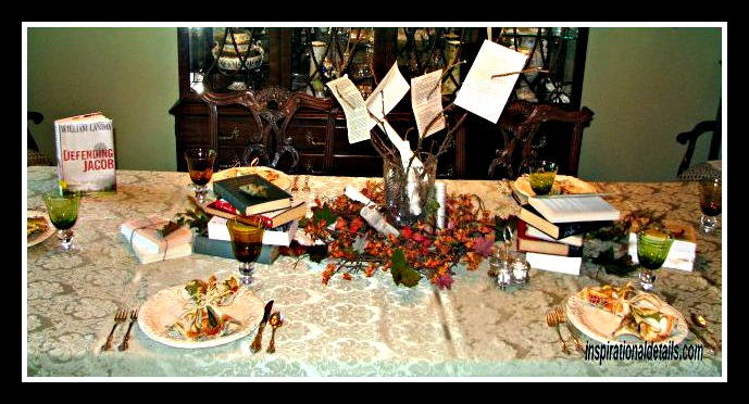 A lunch for book club inspirational details book club lunch ideas forumfinder Images
