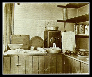 "Photo credit: ""The Pantry Its History and Modern Uses"" by Catherine Seiberling Pond"
