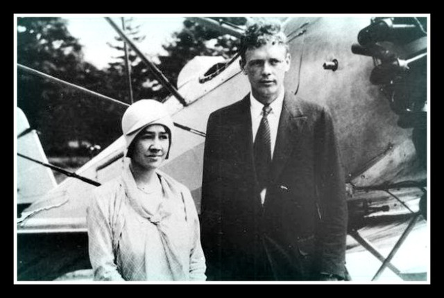 Anne & Charles Lindbergh Photo credit: www.kpbs.org