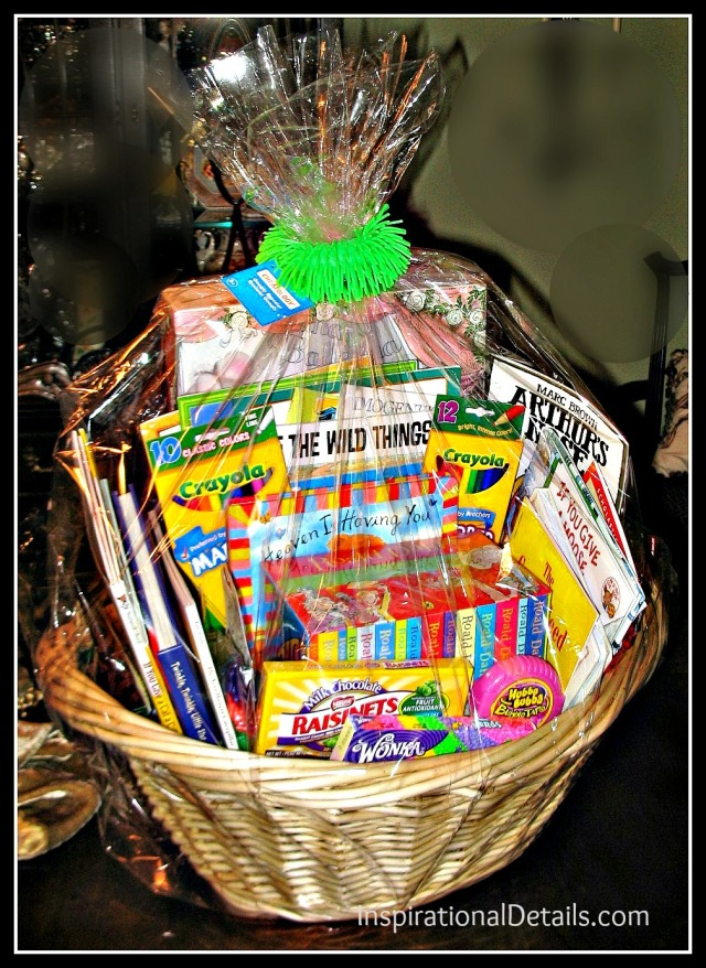 Auction And Basket Item Ideas Kids Always A Hit
