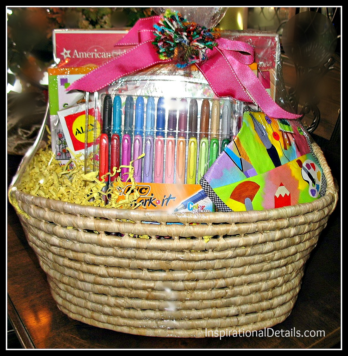 art and crafts ideas for gifts auction and basket item ideas always a hit 7413