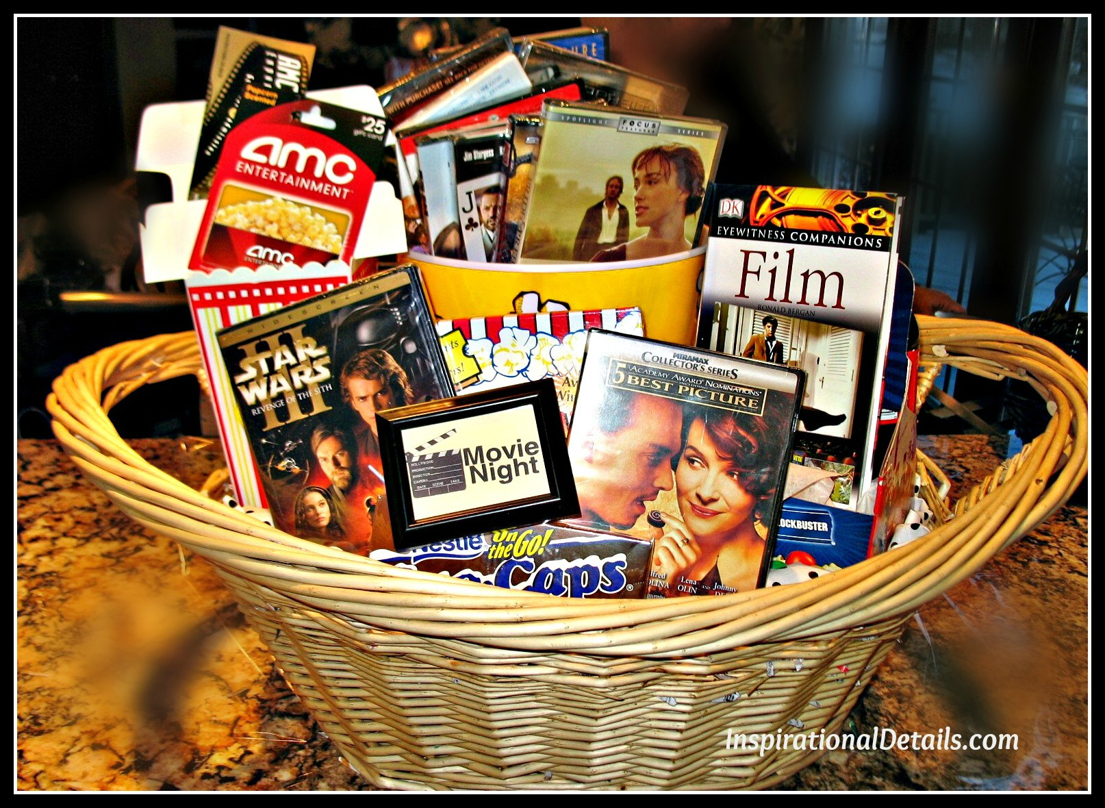 Romantic Gift Baskets