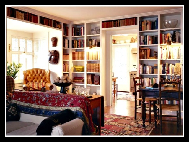 bookcases with built in lighting