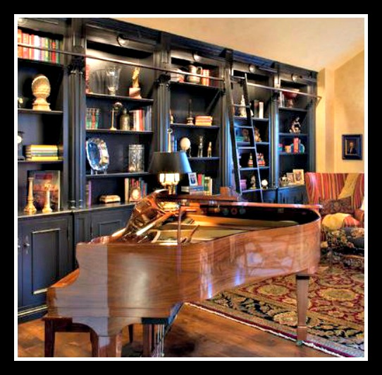 interesting bookcases