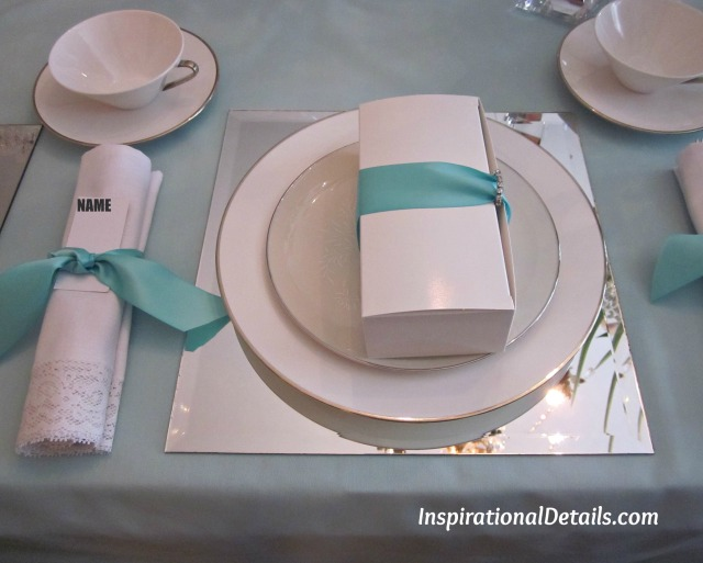 Lovely bridal tea - InspirationalDetails.com