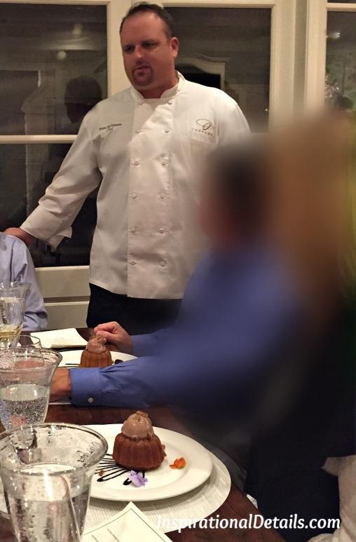 Chef Brian McNamara - InspirationalDetails.com