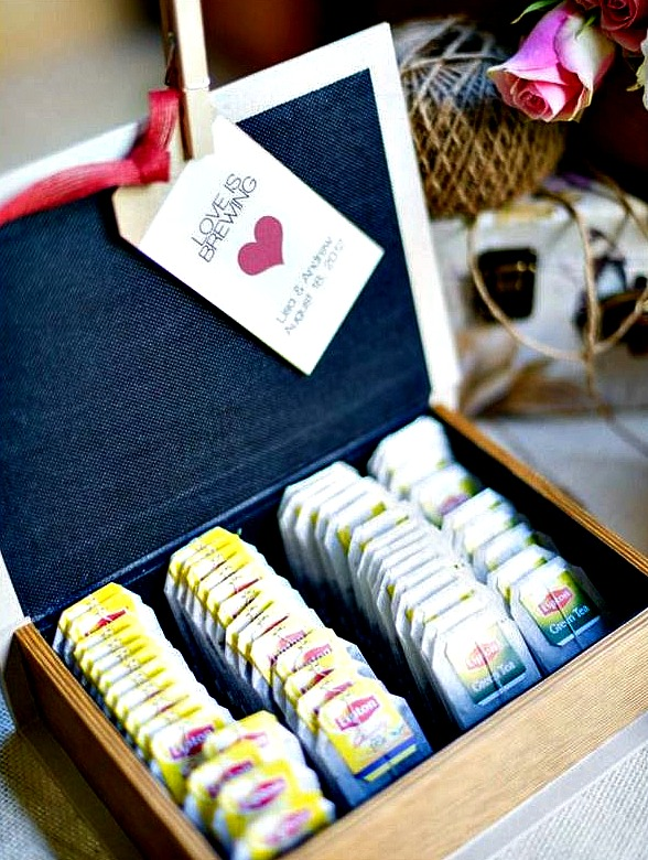 bridal tea party - InspirationalDetails.com