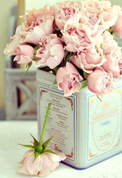 bridal shower tea - InspirationalDetails.com