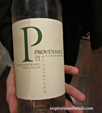 dinner with wine pairings