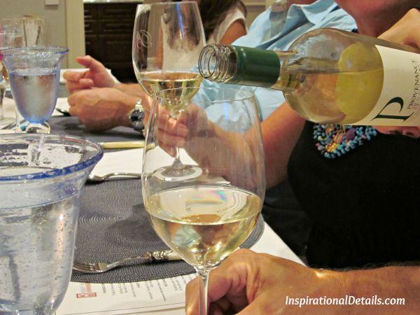 wine pairings dinner at home