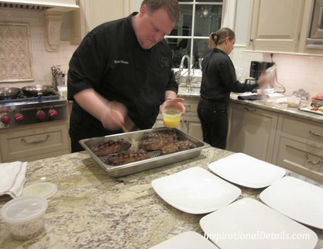 Chef Scott Neuman