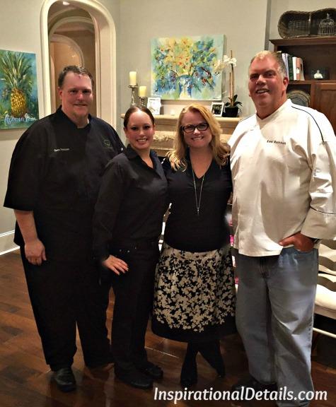 Jaspers/Chefs Kent Rathbun & Scott Neuman