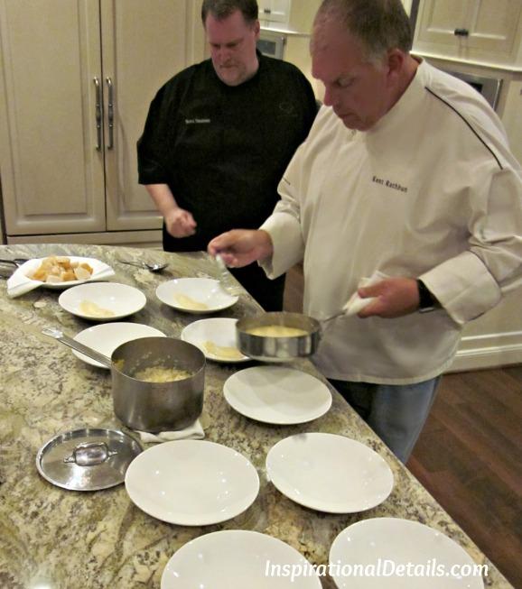 Chefs Kent Rathbun & Scott Neuman