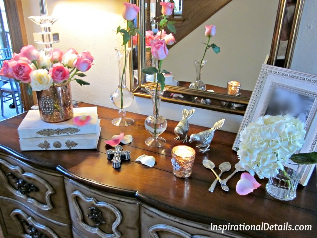 bridal shower in your home