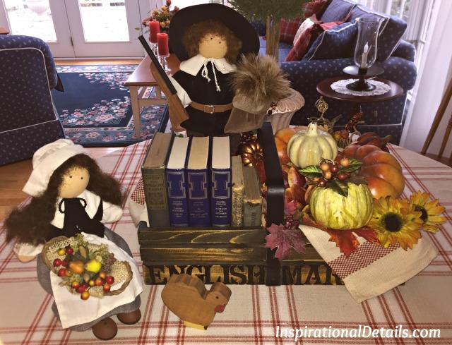 fall themed book club