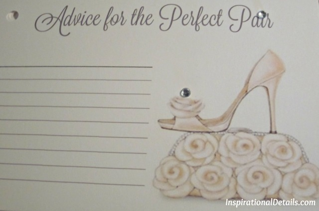 bridal shower ideas with shoe theme
