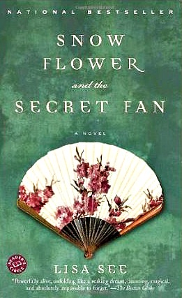 Snow Flower & the Secret Fan book club discussion