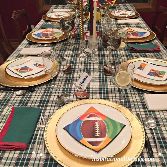 Superbowl dinner party ideas