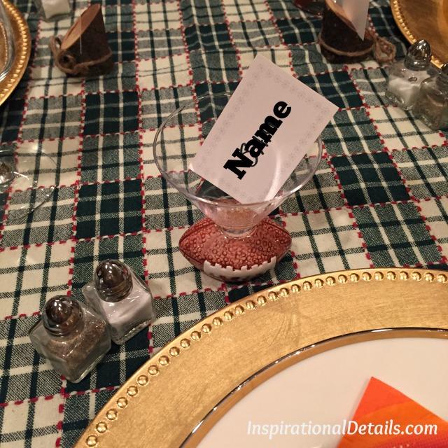 football dinner party ideas