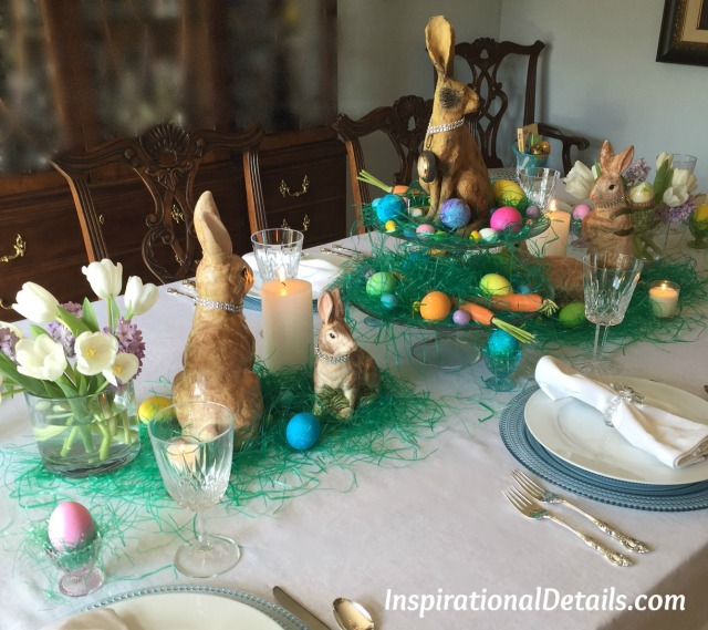 beautiful Easter table ideas
