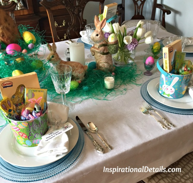 Easter dinner party ideas