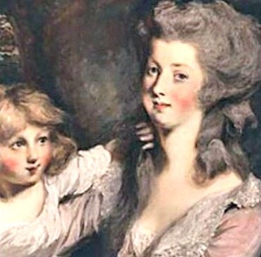 Peggy Shippen Arnold Photo source: google images