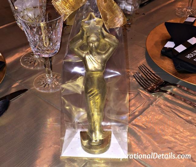 Oscar dinner party