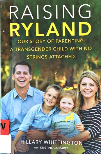 Raising Ryland book