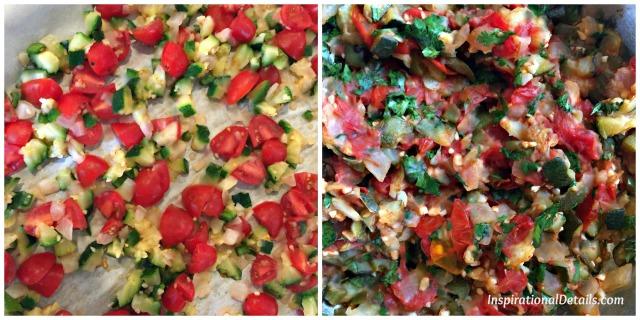 spicy zucchini salsa