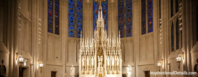 St. James Chapel -Chicago
