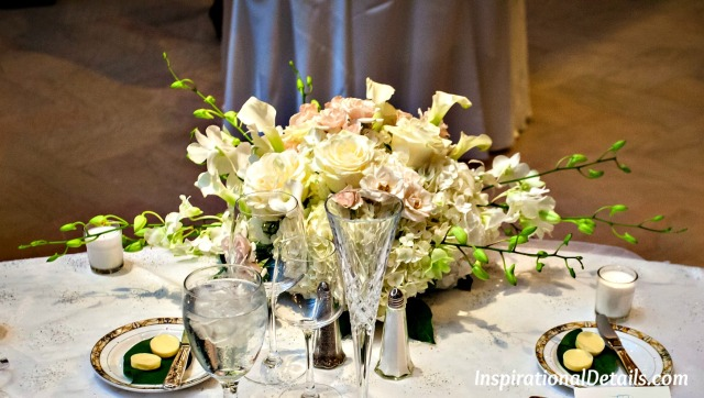 wedding reception flowers ideas