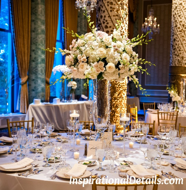 beautiful wedding flowers for receptions