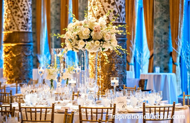 gorgeous wedding flowers