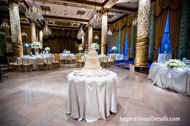 beautiful Drake Hotel wedding