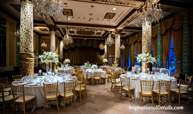 beautiful Drake Hotel wedding