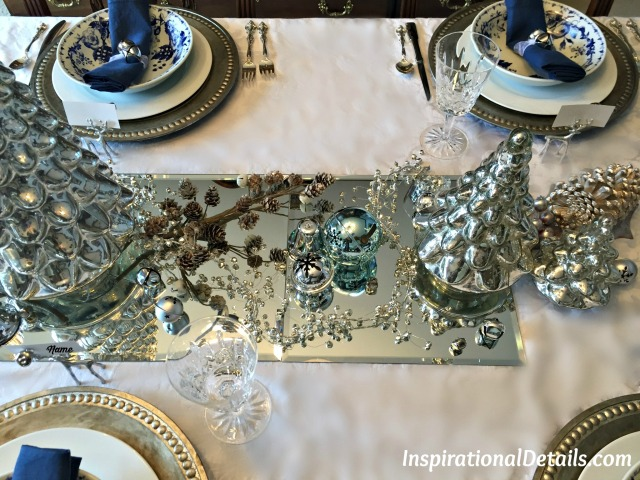 beautiful Christmas tablescape ideas