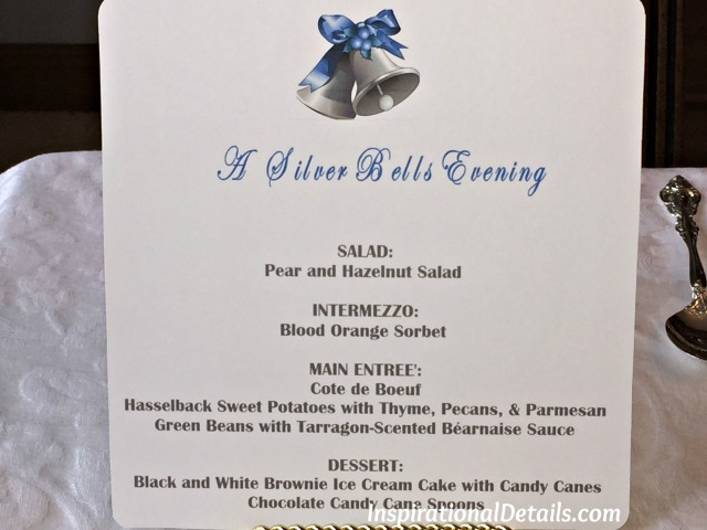 holiday dinner party ideas/ menu ideas