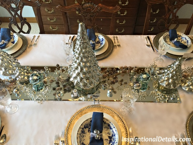 inspirational holiday table ideas