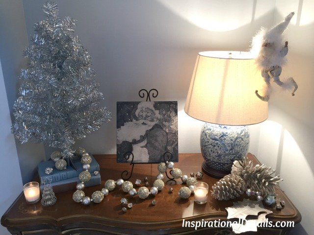 pretty Christmas decorating ideas
