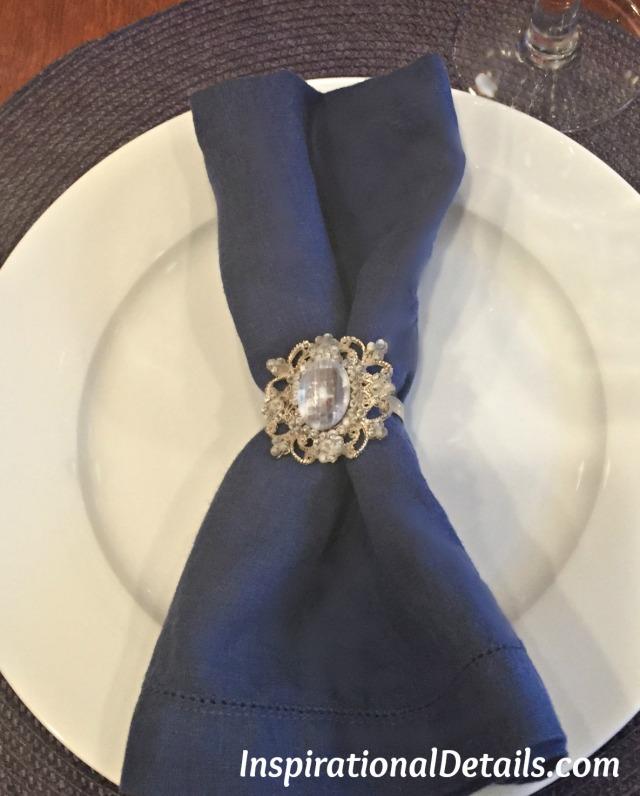 beautiful napkin rings