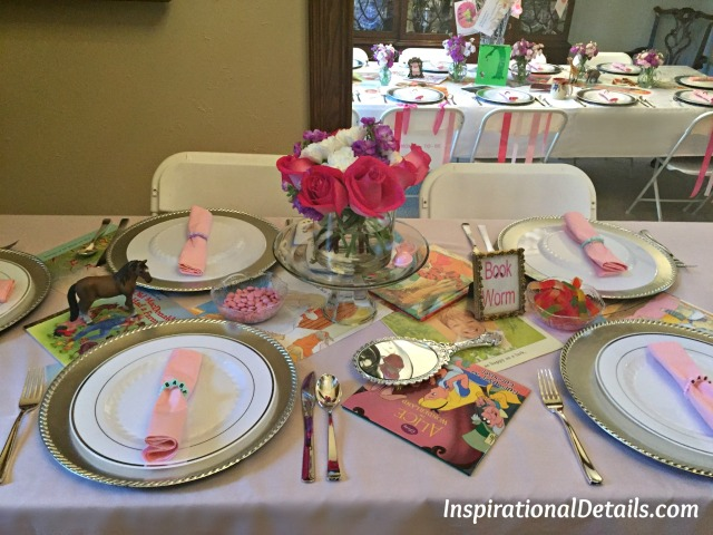 baby shower book theme ideas