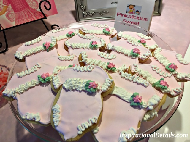 food ideas for baby girl shower