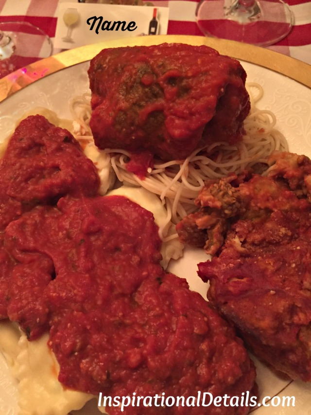Italian dinner ideas