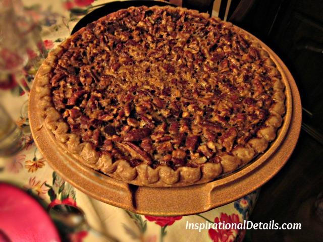 dessert ideas with bourbon - Chocolate-Bourbon Pie