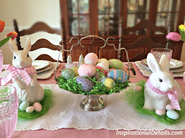 pretty Easter table ideas
