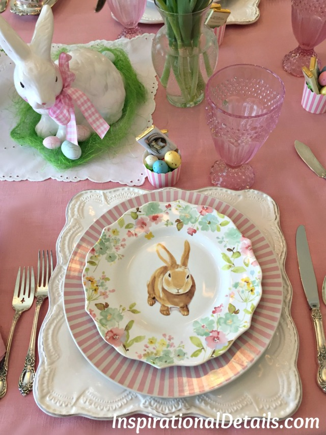 pretty pink / spring dishes