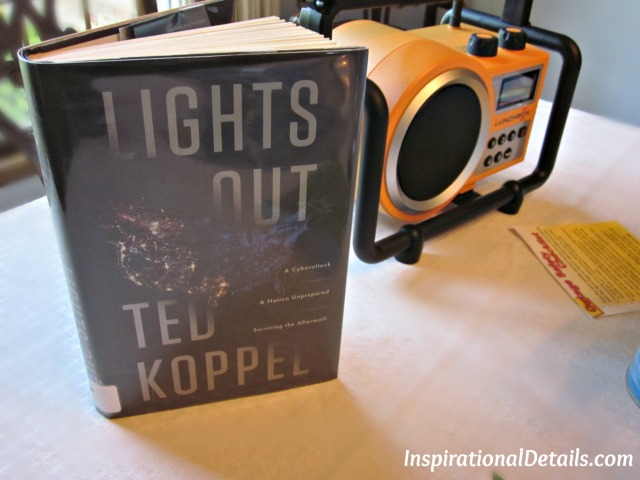 Lights Out by Ted Koppel book club