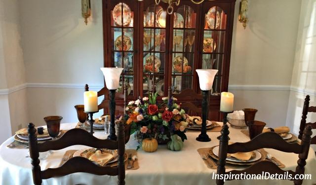 autumn table ideas