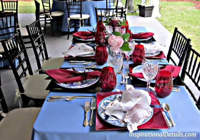 pretty tablescape ideas
